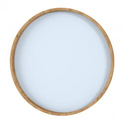 Настінне кругле дзеркало...